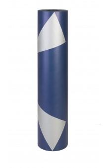 Bobina doble cara Plata/Azul 50g