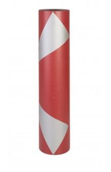 Bobina doble cara Plata/Roja 50g