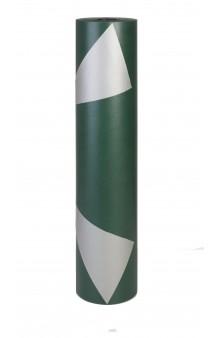 Bobina doble cara Plata/Verde 50g