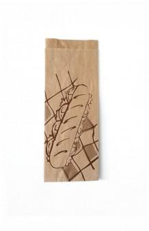 Bolsa kraft dibujo mantel – Bocadillo