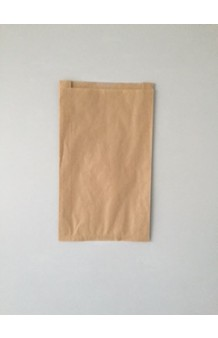 Bolsa papel Kraft verjurado natural 50g