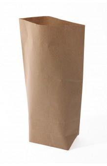 Bolsa cilíndrica kraft reciclado 100gr