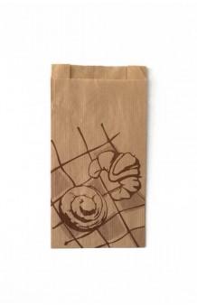 Bolsa kraft dibujo mantel – Bollería