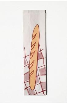 Bolsa celulosa dibujo mantel - Barra ancha