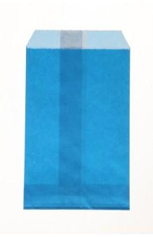 Bolsa celulosa verjurada azul  50g
