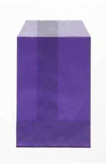 Bolsa celulosa verjurada violeta