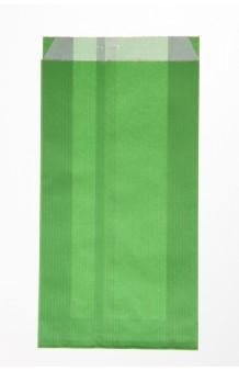 Bolsa celulosa verjurada verde claro  50g