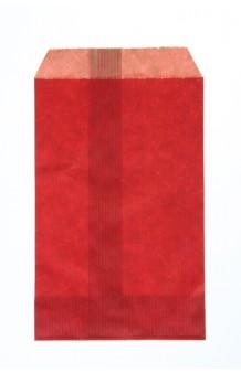 Bolsa celulosa verjurada rojo 50g
