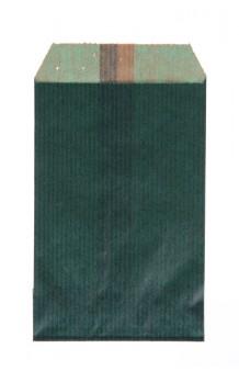 Bolsa kraft verjurado verde