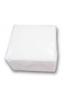 Servilleta Tisú Blanca 30x30 cm 1 capa (19g/m2) -  4800 u