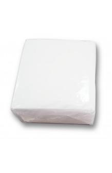 Servilleta Tisú Blanca 30x30 cm 2 capas (16,5g/m2) -  4800 u